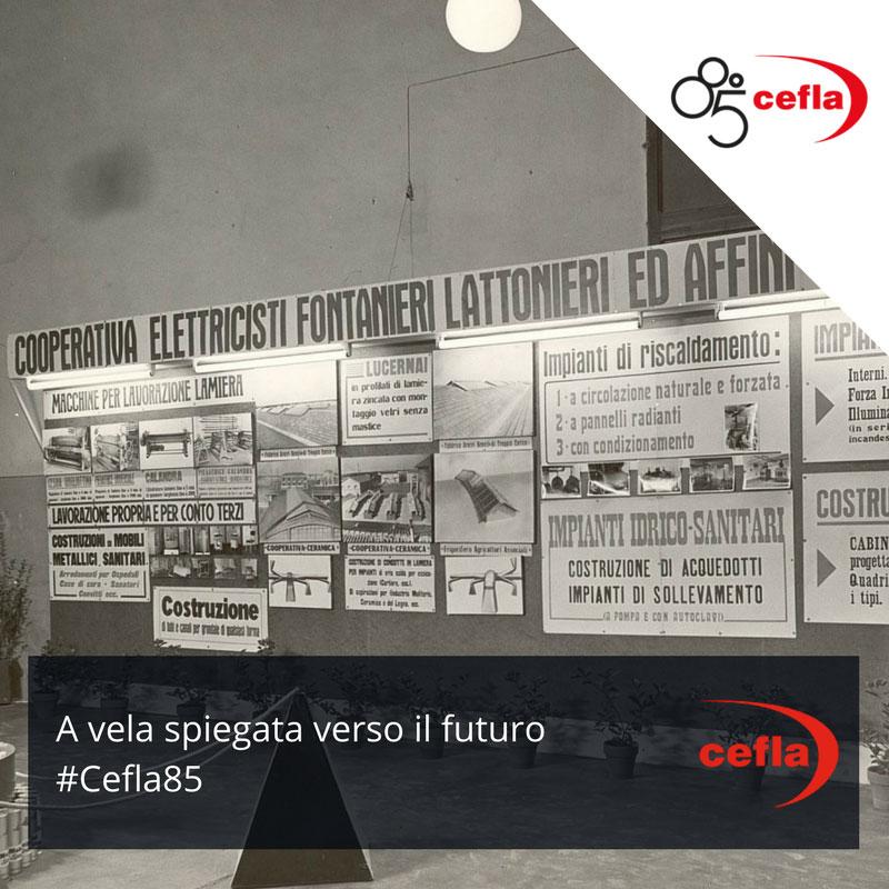 Cefla 85 IT | Cefla