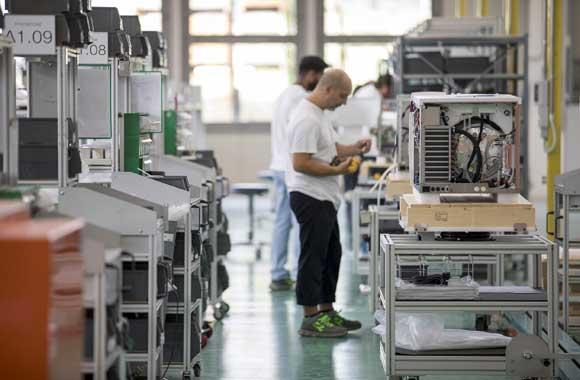 Linee produzione Mocom