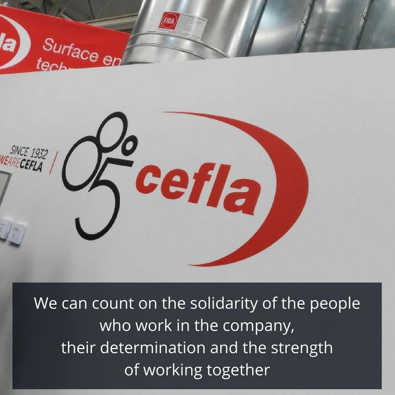 Cefla85 storia | Cefla