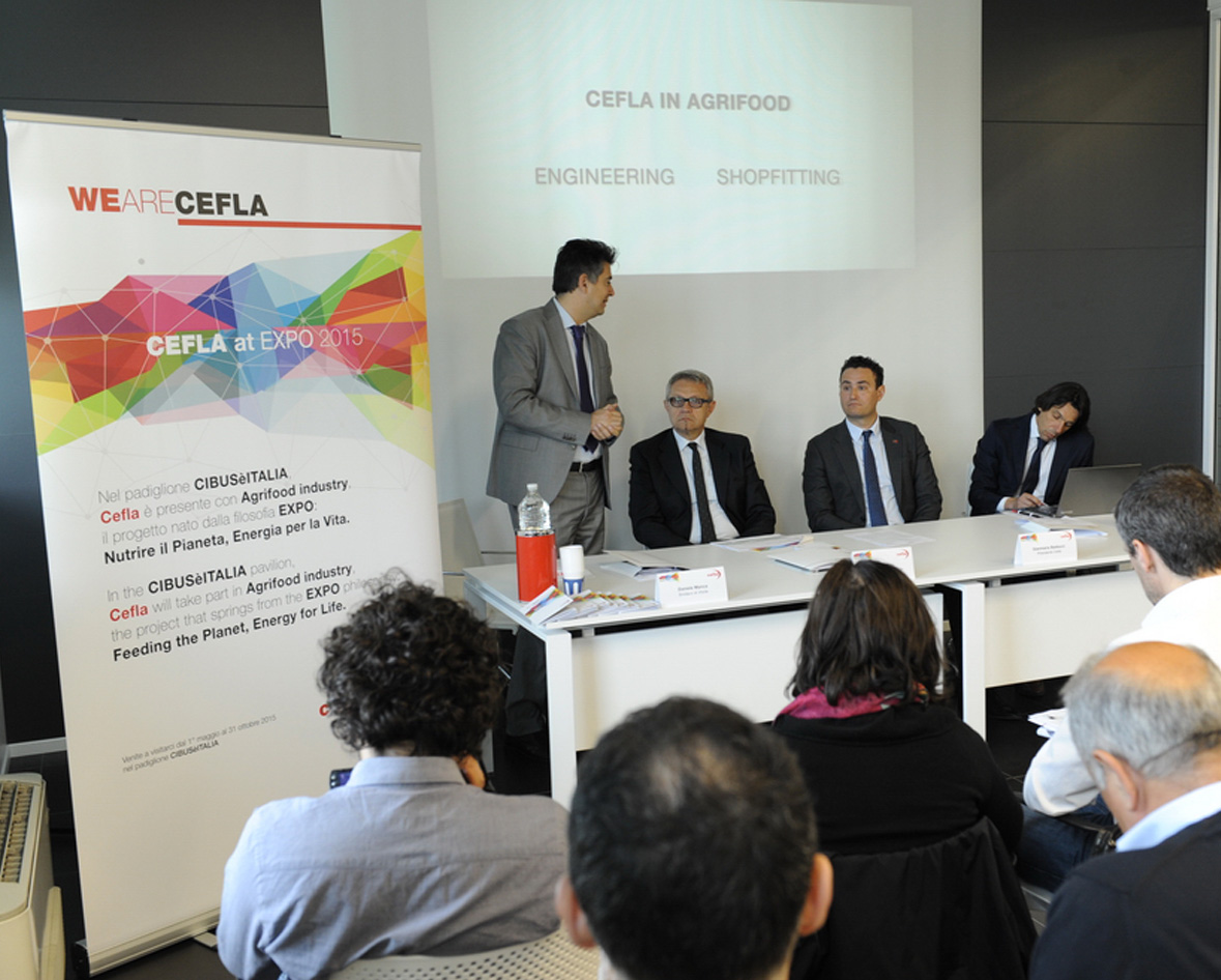 thumbs conferenzastampa | Cefla